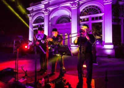 mariage-new-york-jardin-botanique-groupe-musiciens
