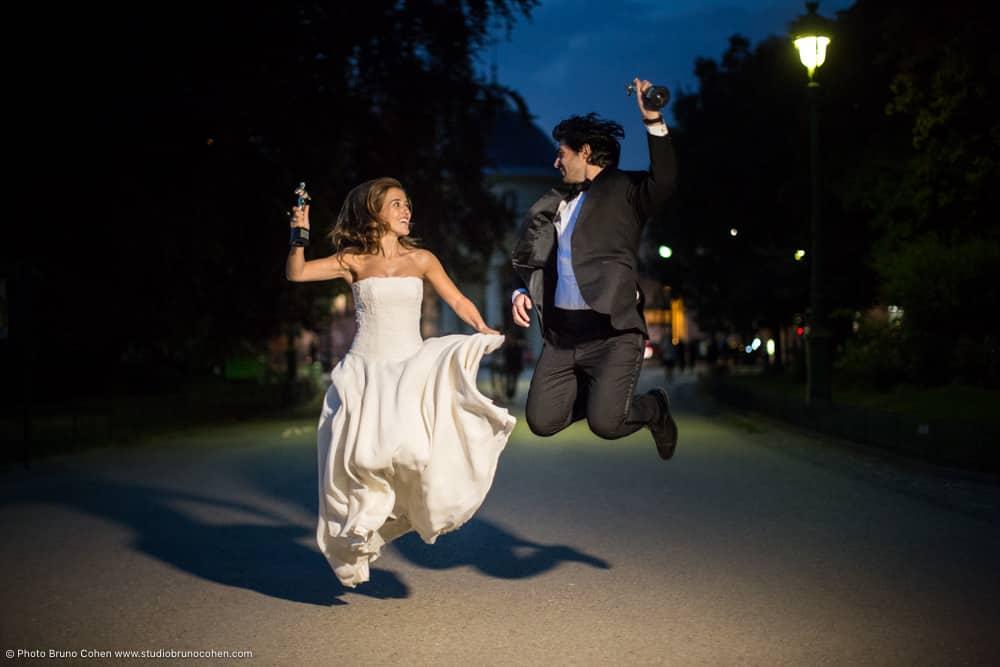 L&G – Portraits de Mariage au Parc Monceau