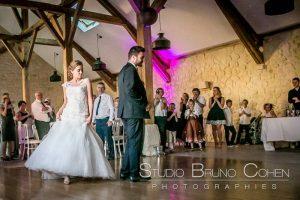 mariage-clos-barisseuse-couple-maries-baiser-champetre-bucolique-premiere-danse