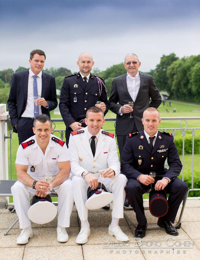 mariage-temoins-preparatif-mercure-groupe-hommes-chantilly