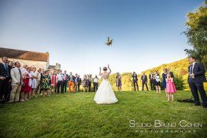mariage-robe-maries-chateau-des-saules-bouquet-oise-ansacq