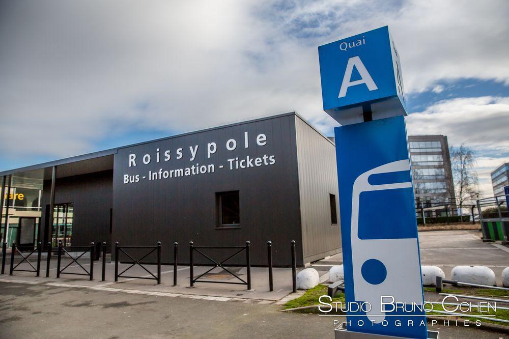 Reportage pour Keolis Ile de France à Roissy