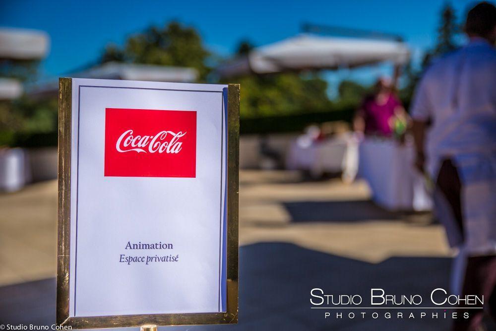 Reportage pour Coca Cola à l'hotel Tiara Mont Royal Chantilly
