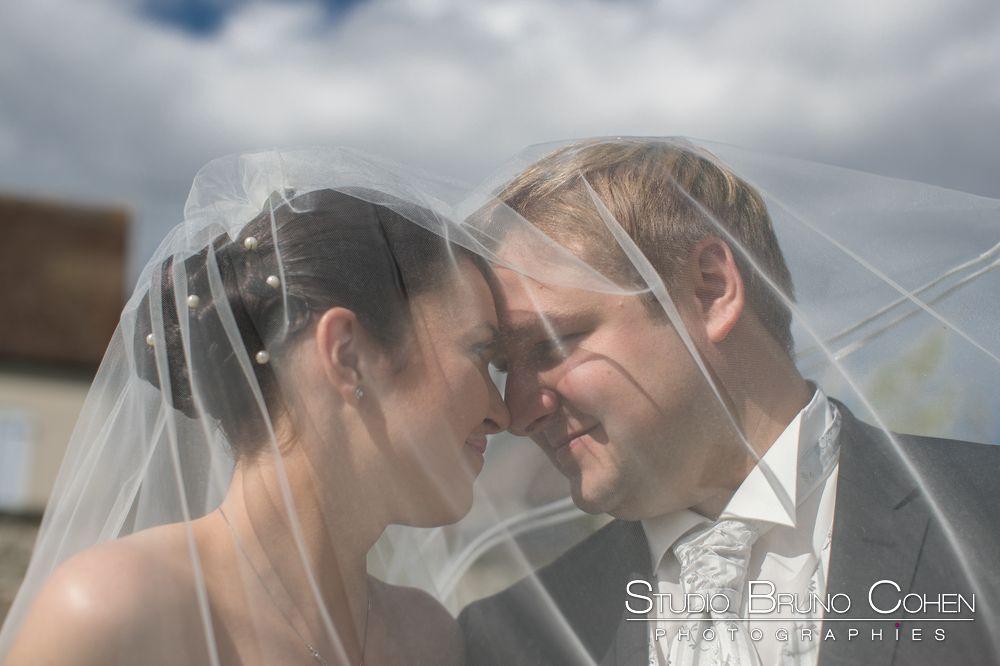 Elodie et Jean Baptiste : Leur mariage reve a Barbery et a l'Abbaye de Chaalis