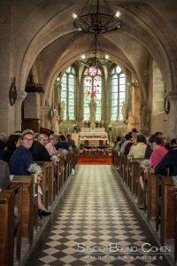 mariage-eglise-barbery-invités-ceremonie-religieuse
