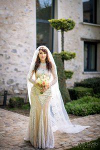 mariage-retrouvailles-mariée-couple-parc-photo