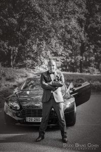 mariage-chateau-de-la-tour-chantilly-gouvieux-marié-voiture-luxe