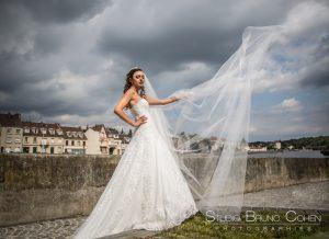 mariage-nogent-sur-oise-couple-mariée-robe