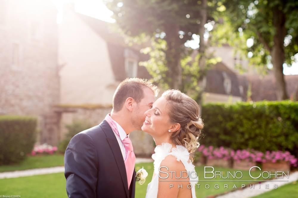 Le mariage d'Alicia et Johann a Claye souilly et au Prieure Vernelle