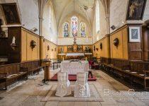 mariage-chateau-verderonne-eglise-borest-couple-mariés-ceremonie-religieuse