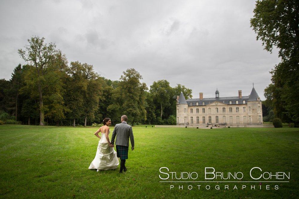 R&R – Mariage au Chateau de Verderonne