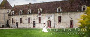 mariage-chateau-verderonne-eglise-borest-oise-mariée-photographie