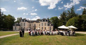 mariage-chateau-auvillers-parc-invités-cocktail