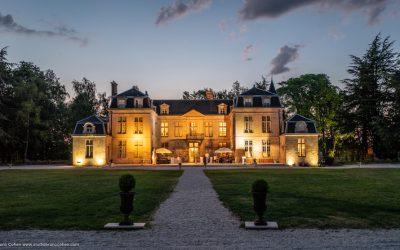 Mariage de Charlotte et Aurélien au Chateau d'Auvillers