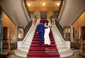 mariage-mairie-vincennes-couple-mariés-ceremonie