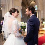 mariage-eglise-vincennes-couple-mariés
