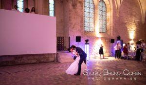 mariage-abbaye-royaumont-premiere-danse-soirée-invités-mariés
