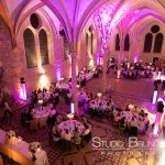 mariage-abbaye-royaumont-invités-salle-reception-