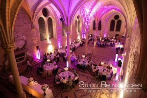 mariage-abbaye-royaumont-invités-salle-reception-