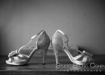 mariage-claye-souilly-preparation-talons-chaussures-noir-et-blanc