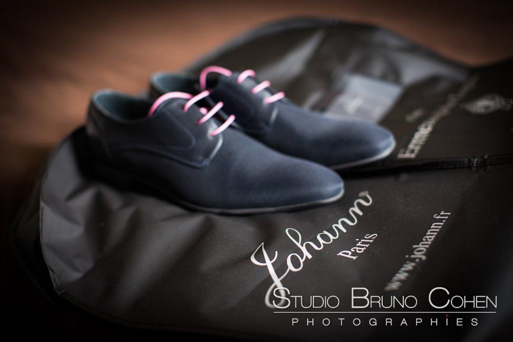 chaussure du marie