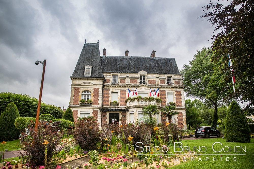 mairie de claye souilly