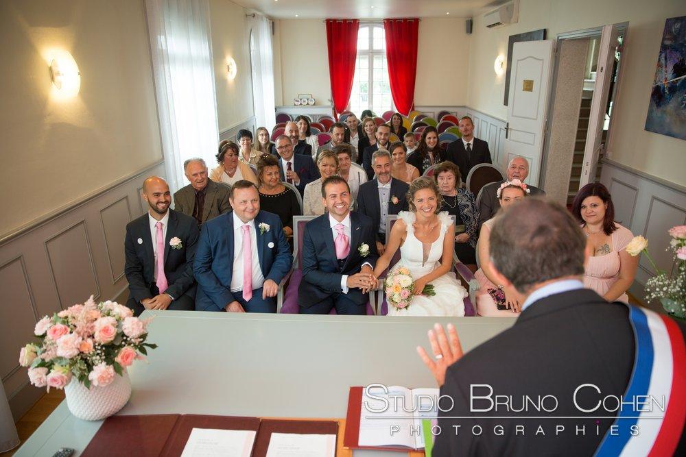 ceremonie civile a la mairie de claye souilly
