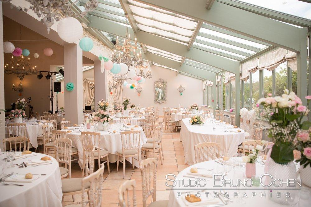 lieu de reception du prieure de vernelle decore pour un mariage