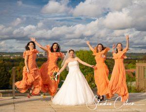 mariage-mairie-noisy-le-grand-mariée-temoins-invités