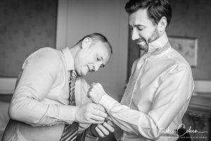mariage-chateau-ermenonville-marié-temoins-preparatif