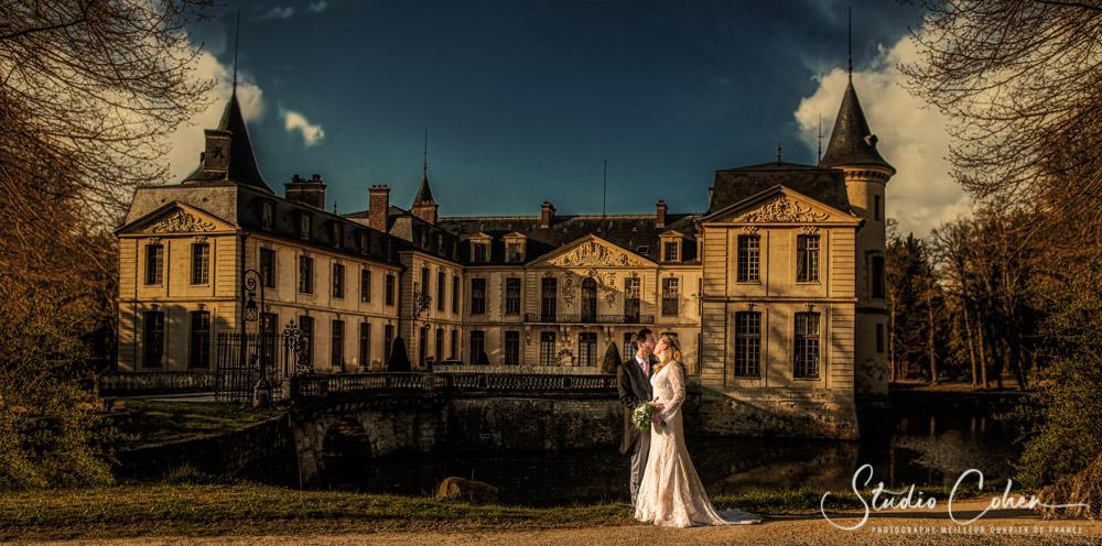 Magda & Alan – Mariage au Chateau d'Ermenonville