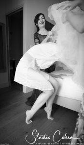 mariage-preparatif-coye-la-foret-mariée-robe