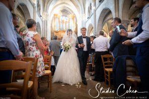 mariage-eglise-coye-la-foret-pere-fille-ceremonie-religieuse