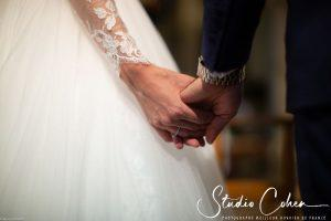 mariage-eglise-coye-la-foret-couple