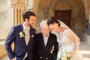 mariage-abbaye-royaumont-famille-groupe-invité-mariés