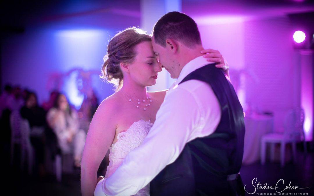 Mariage à Osny et soirée à la Bastide Méry sur Oise