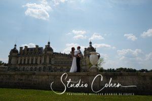 photo de mariage non retouchée pour montrer par comparaison la qualité des retouches du Studio Cohen