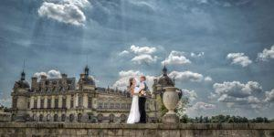 photographe chantilly mariage
