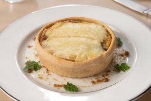 Plat BELLON Traiteur fromage roti